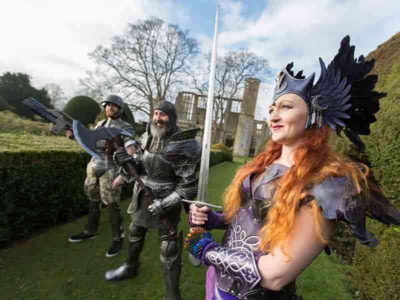 Fantasy Forest Festival at Sudeley Castle