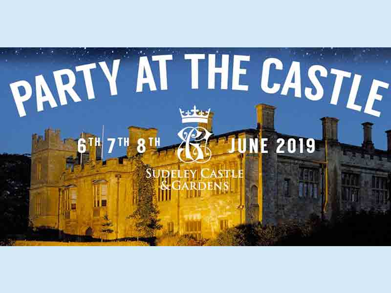 The Party at the Castle