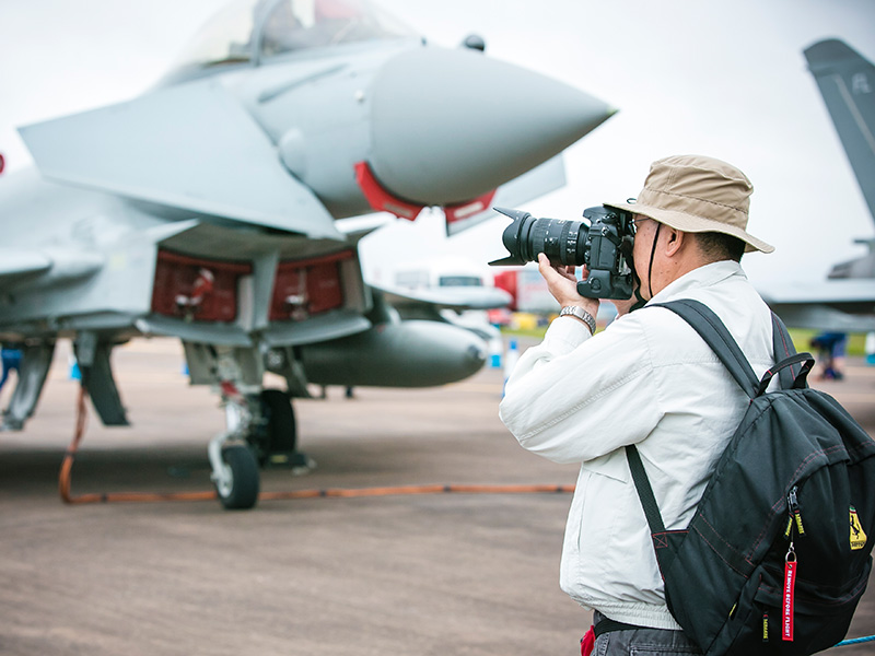 Air Tattoo plans Friday Fanfare