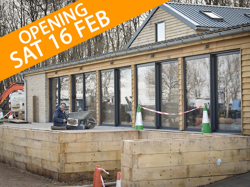 New Visitor Centre Opening at Adam Henson's Cotswold Farm Park