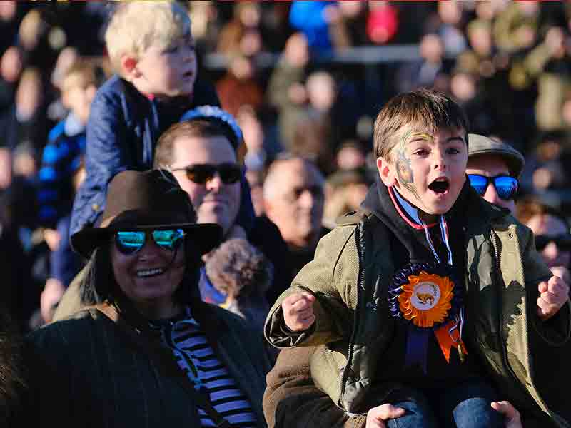 Family Fun Day at Cheltenham Racecourse