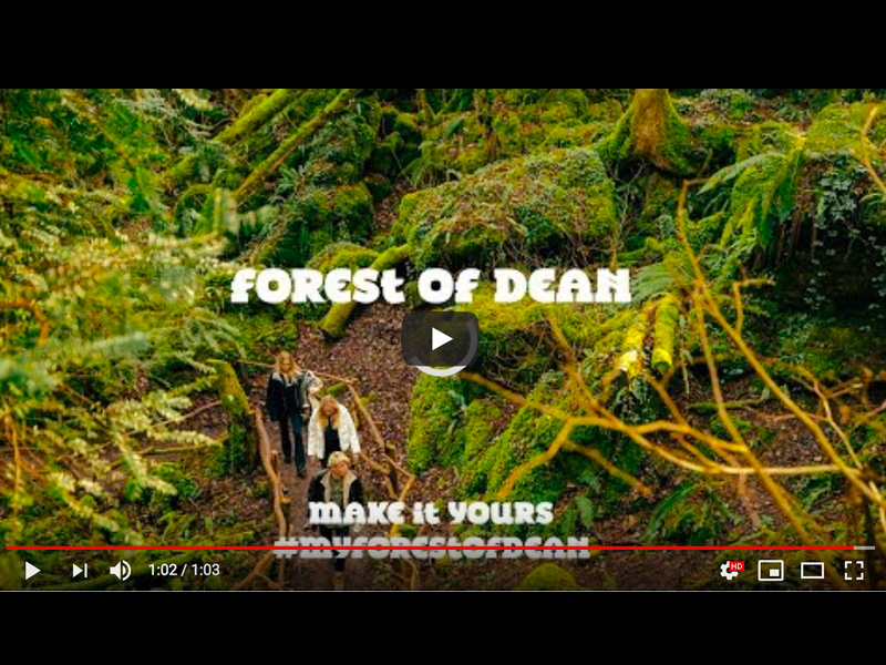 New Forest of Dean promo video goes lIve
