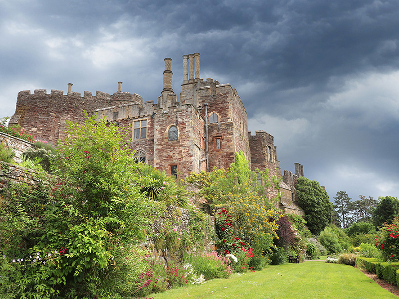 Berkeley Castle & Butterfly House