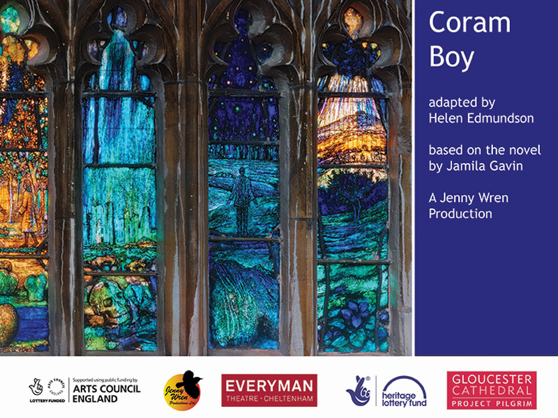 Coram Boy Comes Home to Gloucester Cathedral
