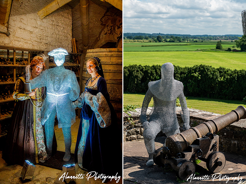 NOW OPEN: The Ghosts of Berkeley Castle – Sculpture Exhibition