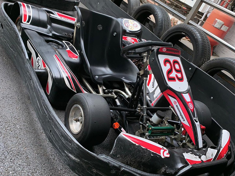 New Petrol Cadet Karts coming to Gloucester at JDR Karting