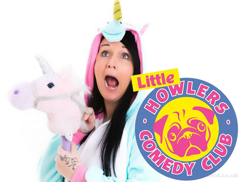 NEW: Little Howlers - comedy for kids!