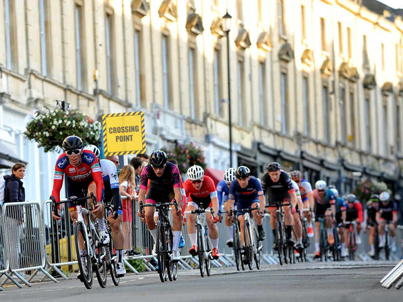 Cheltenham Festival of Cycling proves huge success