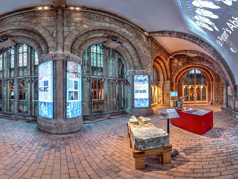 Gloucester Cathedral Wins AHI 2019 Discover Heritage Award