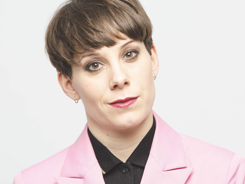 Suzi Ruffell is coming to The Roses Theatre in Tewkesbury