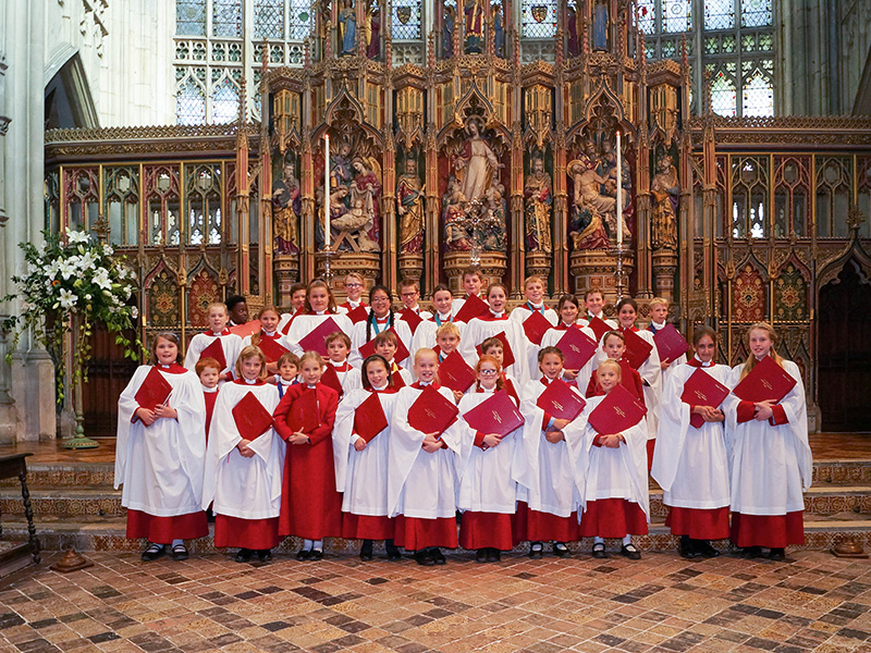 Concerts at Gloucester Cathedral