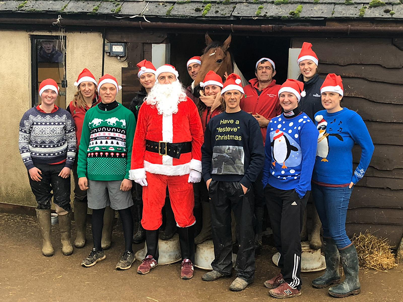 The International – Christmas Jumper Day