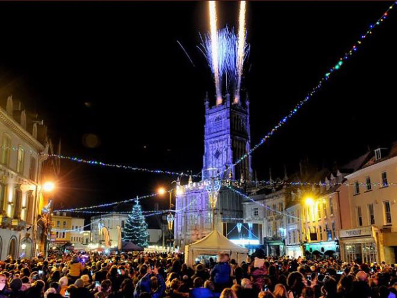 Cirencester Christmas Lights