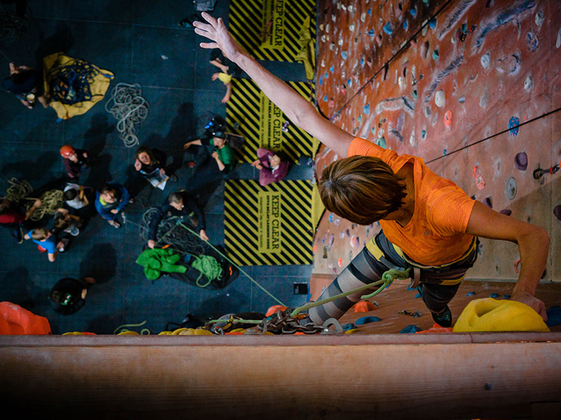 The Warehouse open on Christmas Day for Climbers Against Cancer
