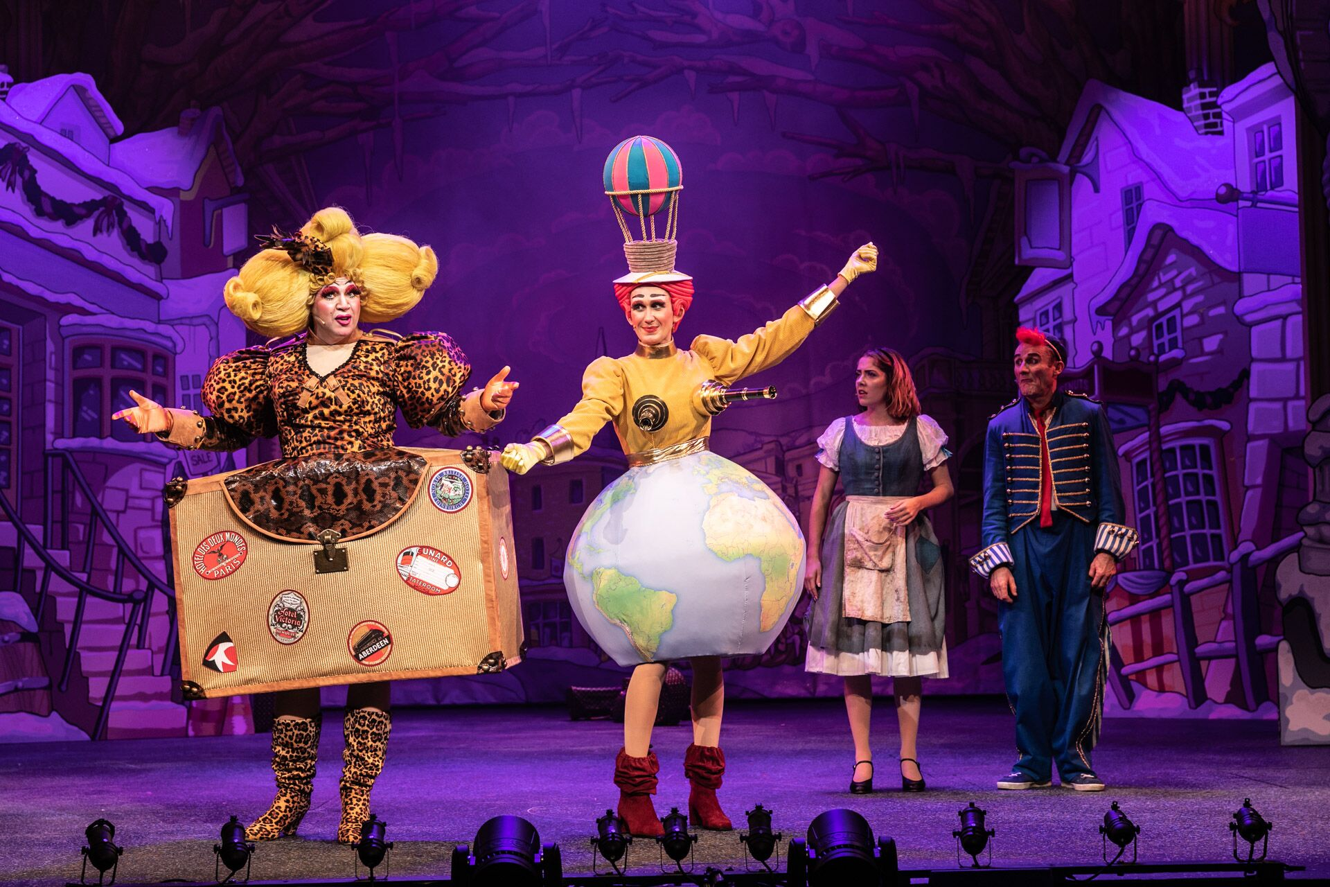 REVIEW: Cinderella at The Everyman Theatre