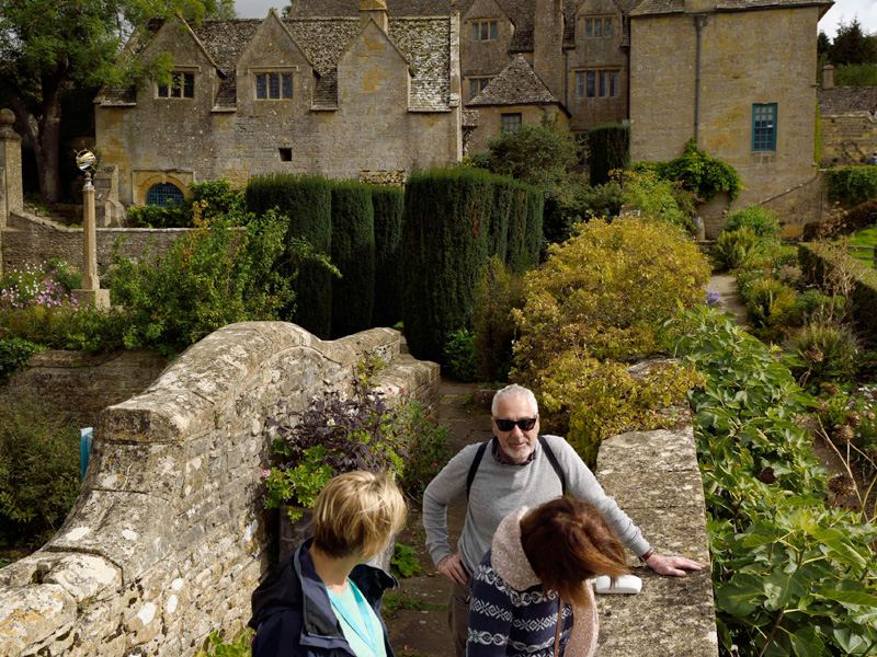 Volunteering opportunities at Snowshill Manor and Garden