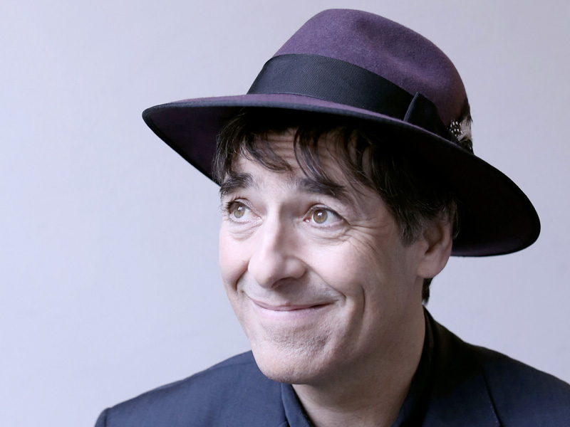 Mark Steel's coming Gloucestershire on his UK Tour