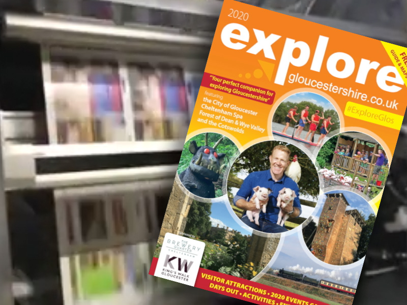 2020 Explore Gloucestershire Visitor Guide
