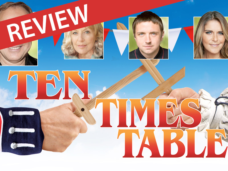 REVIEW: Ten Times Table at The Everyman Theatre