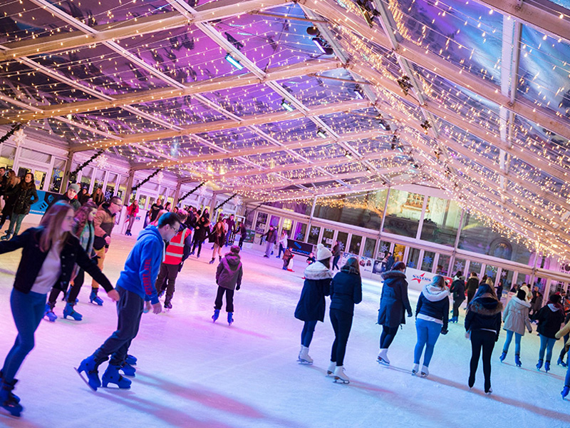 Cheltenham Ice Skating Rink