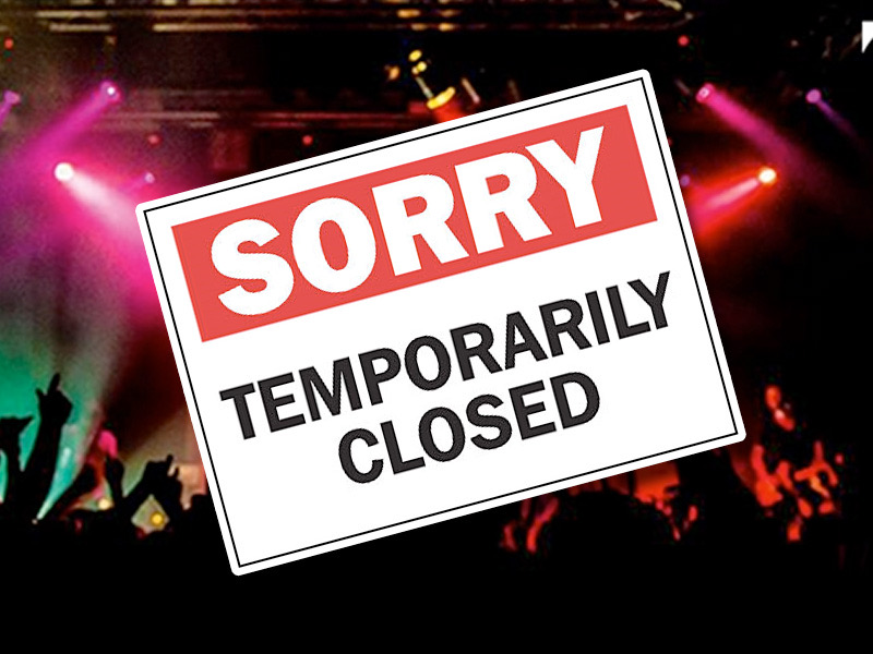 Temporary Closure of Gloucester Guildhall