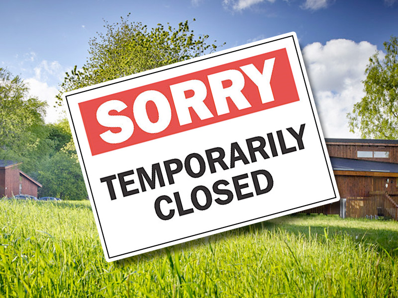 Coronavirus Temporary Closure: Forest Holidays