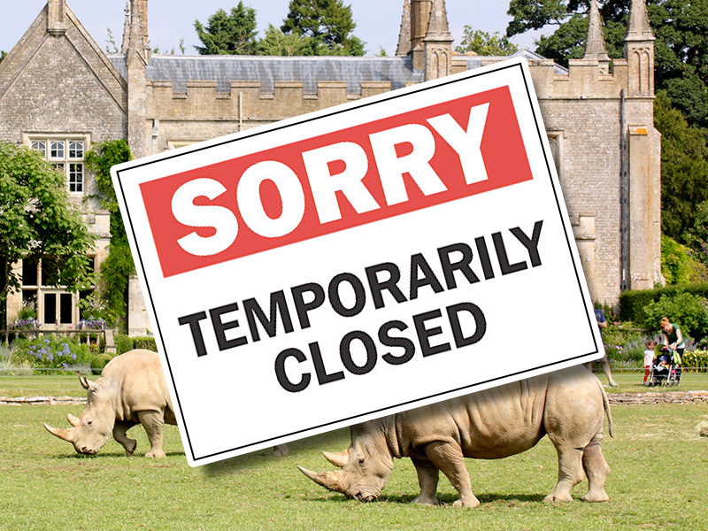 Temporary Closure of Cotswold Wildlife Park