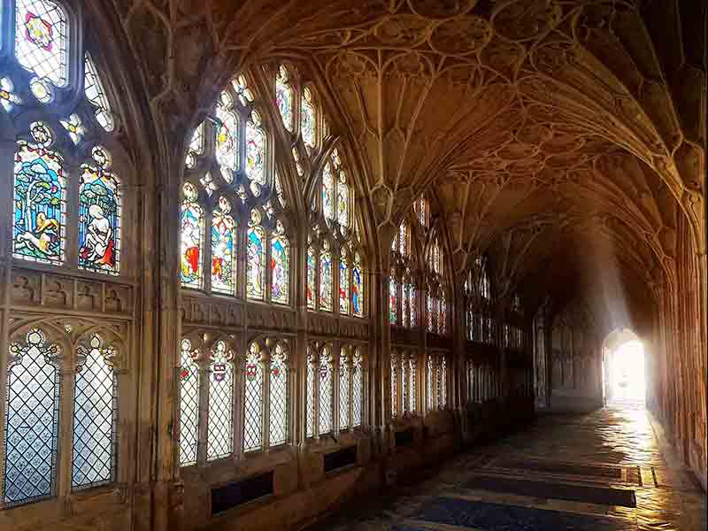 Gloucester Cathedral launches Art for Wellbeing Week