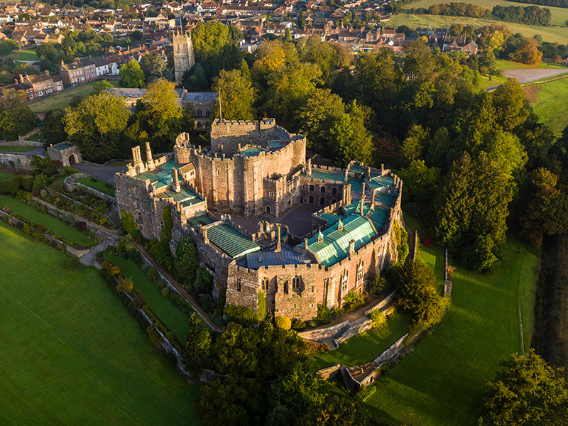 Berkeley Castle gift tickets