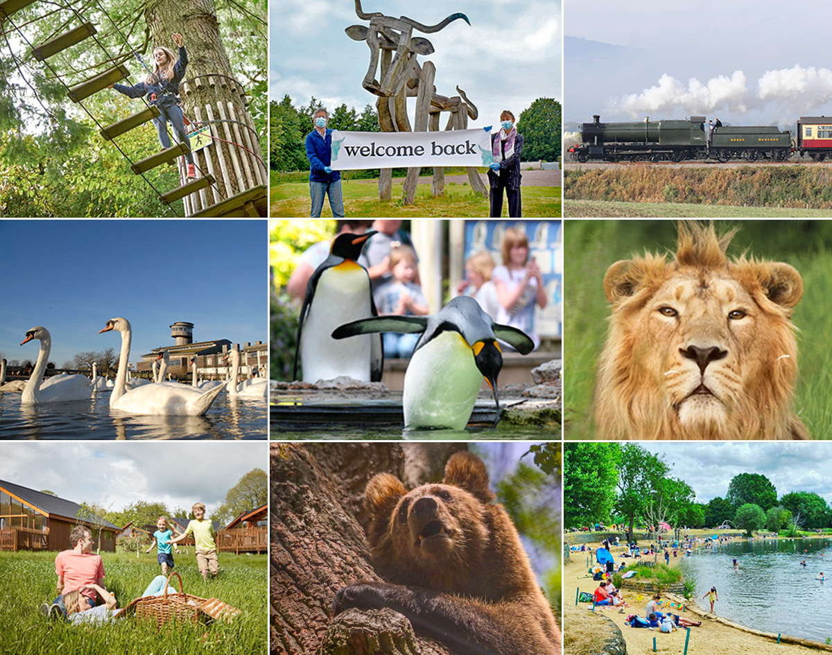 Days out in Gloucestershire this summer
