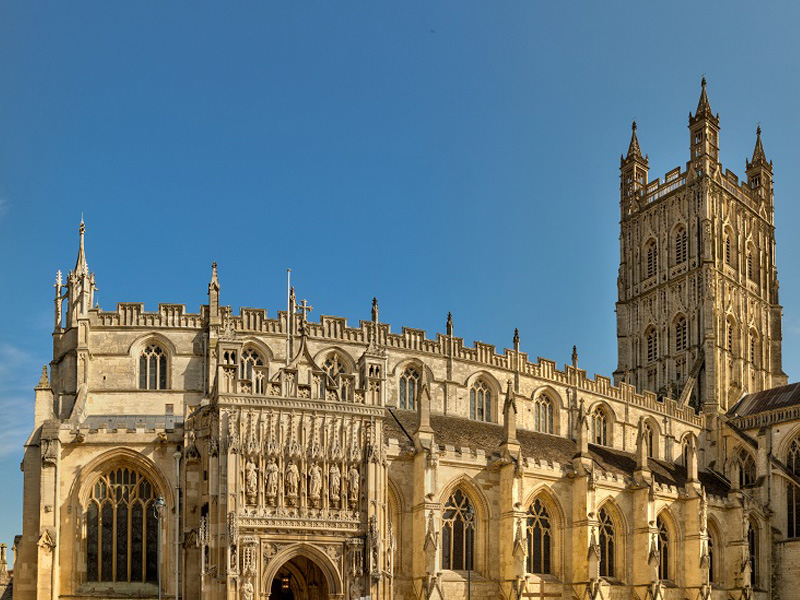 Gloucester Cathedral tower