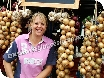 Selling onions at Newent Onion Fayre 2007