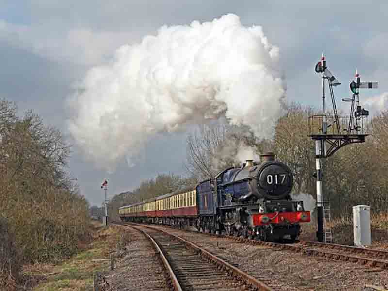 Gloucesterstershire Warwickshire Steam Railway