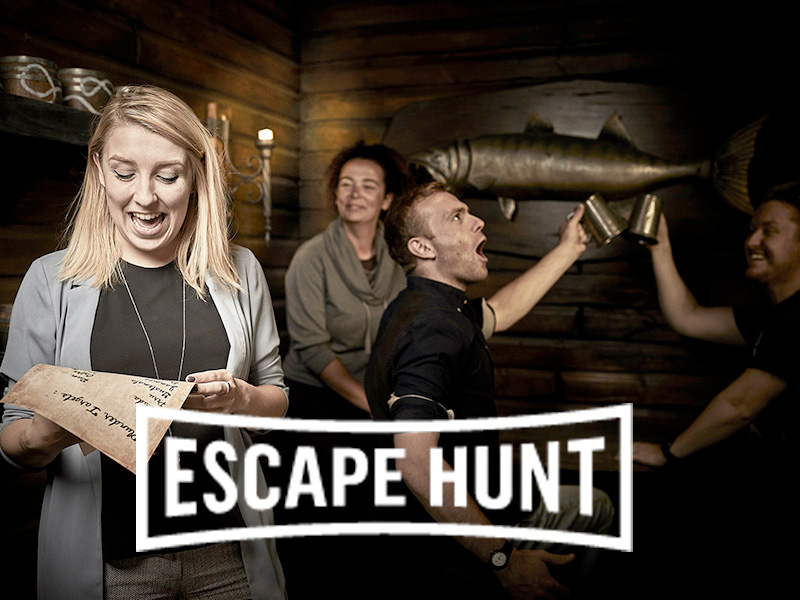 Escape Hunt in Cheltenham