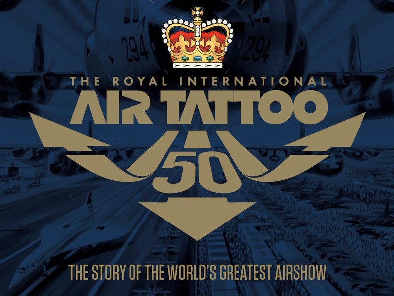 Royal International Air Tattoo at Fairford in Gloucestershire