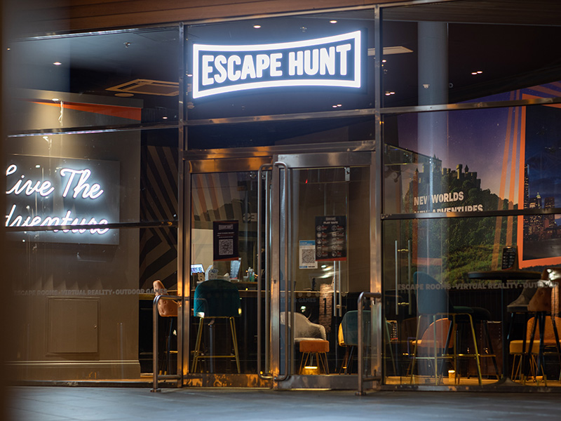 Escape Hunt at The Brewery Quarter in Cheltenham