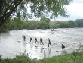The Severn Bore 2009