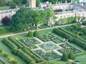 New Herbal healing Garden at Sudeley
