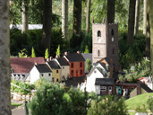 Forest Model Village open