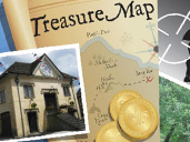 This Summer, GLOUCESTERSHIRE TREASURE TRAILS are coming to a town near you!