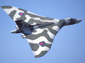 Vulcan on its way to the Royal International Air Tattoo next weekend!
