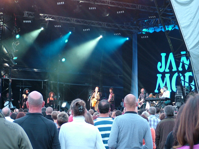 James Morrison at Westonbirt