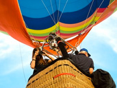 NEW OFFER: £20 OFF a champagne balloon flight over the Cotswolds!