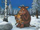 The Gruffalo at The Everyman