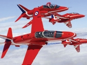 Reds top Air Tattoo Aerobatics team list at Fairford 2011