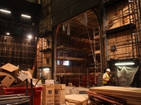 Cheltenham's Everyman Theatre Restoration – Well under way!