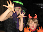 Half Term & Halloween in Gloucestershire