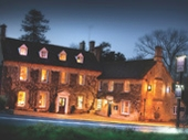 Food Review: The Inn at Fossebridge in the Cotswolds