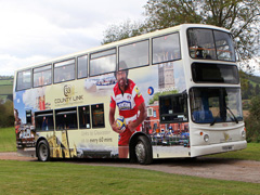 New Stagecoach West bus route to help Explore Gloucestershire more!