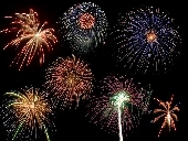 Firework and Bonfire Displays in Gloucestershire